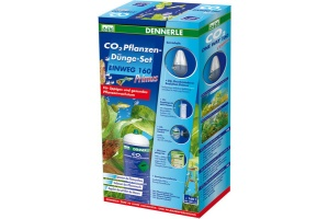 Dennerle CO2 Rechargeable 160 Primus
